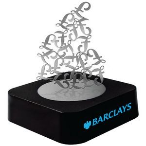 Pound Sign Magnetic Sculpture Block